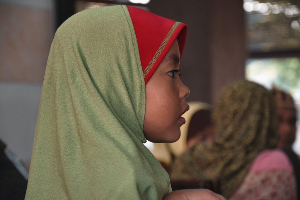 bambina malesia