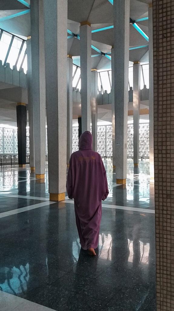 moschea kuala lumpur