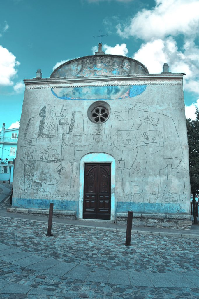 Chiesa Nostra Signora d'Itria Orani