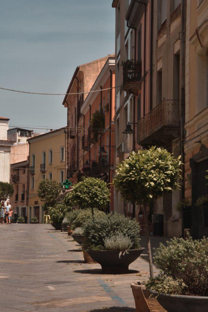 Corso Garibaldi Nuoro