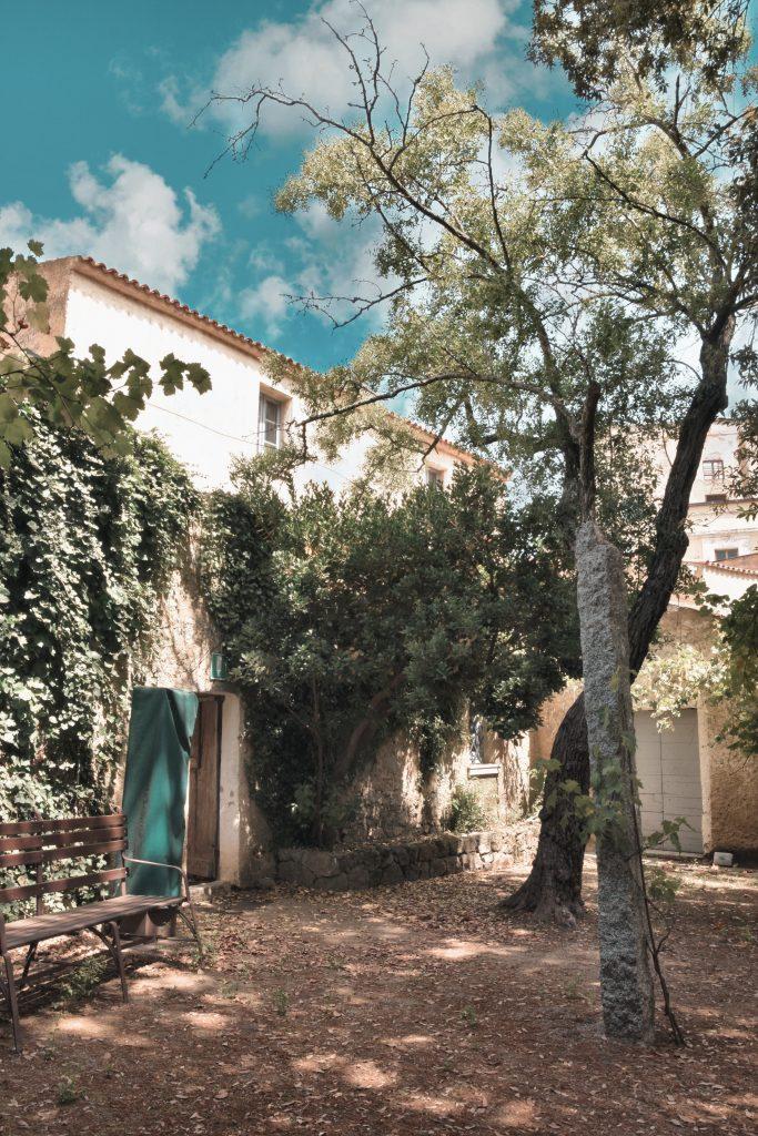 Giardino Museo Deledda