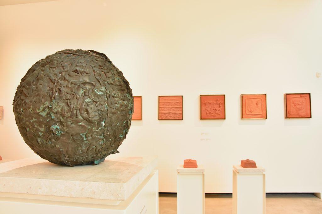 Terracotta Nivola