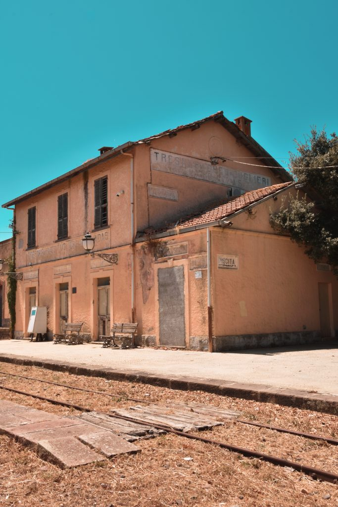 stazione Tresnuraghes