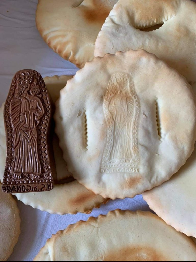 Pane Nostra Signora di Gonare