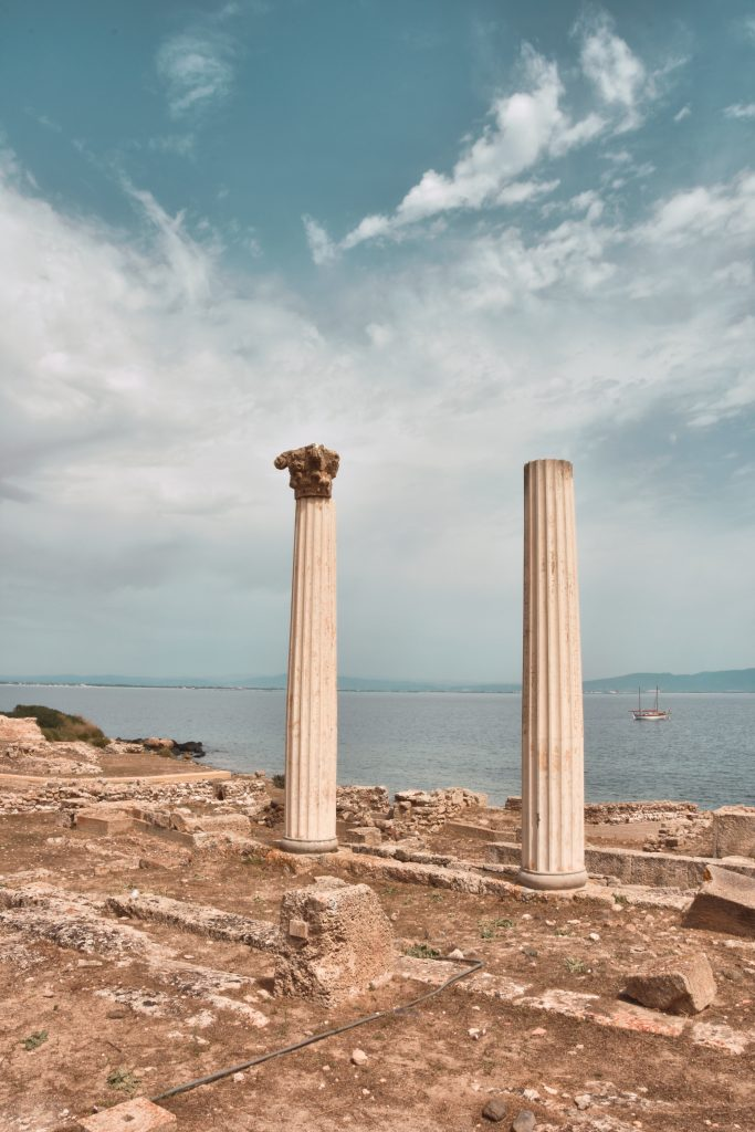colonne tharros
