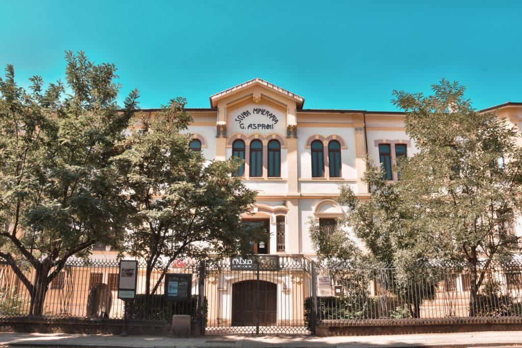 istituto minerario G. Asproni