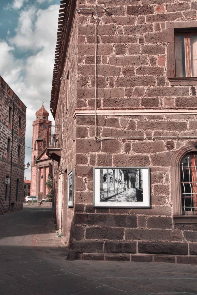 centro storico ghilarza