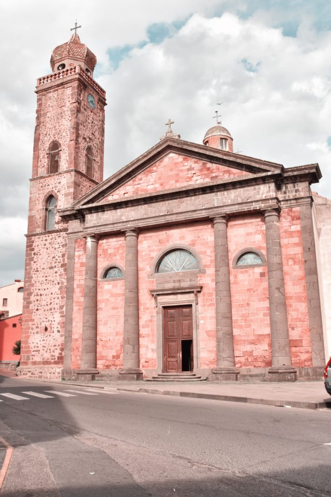 chiesa beata vergine immacolata ghilarza