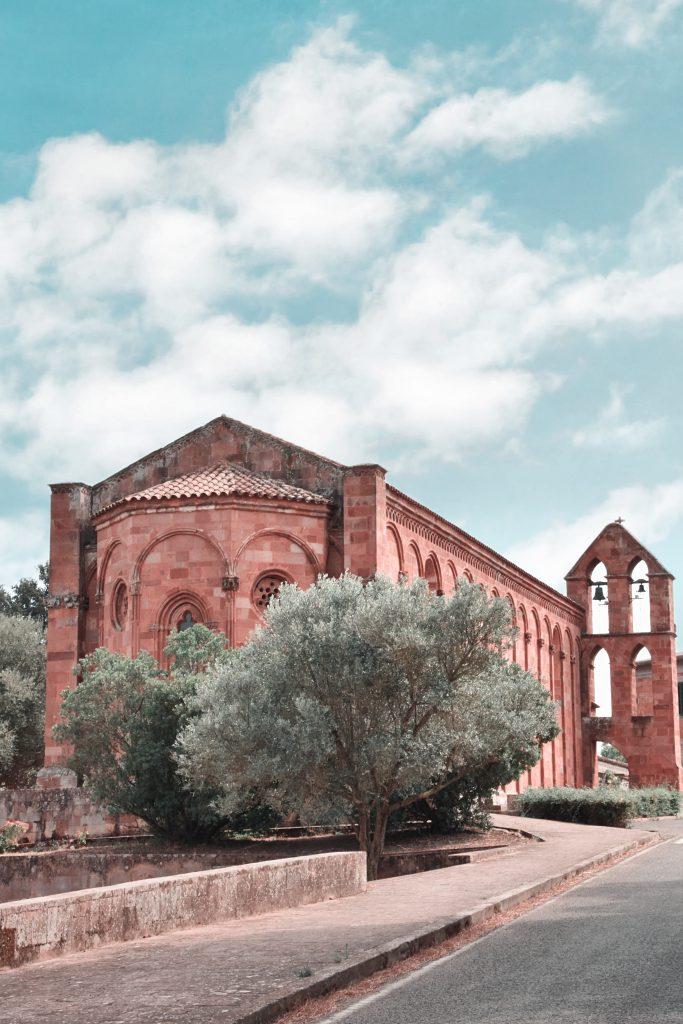 chiesa di zuri