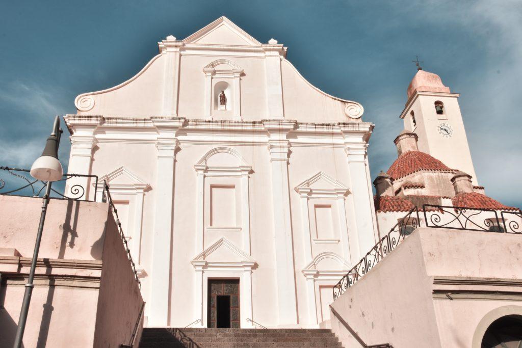 chiesa san giacomo orosei