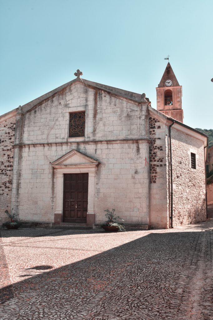chiesa san martino bessude