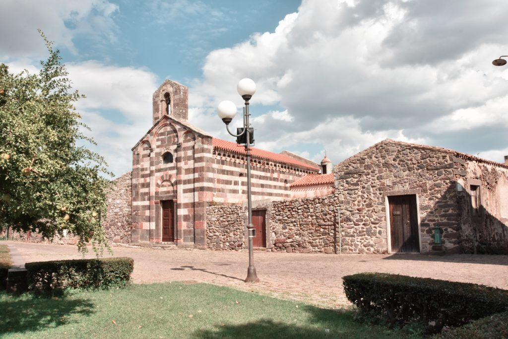 chiesa san palmerio ghilarza