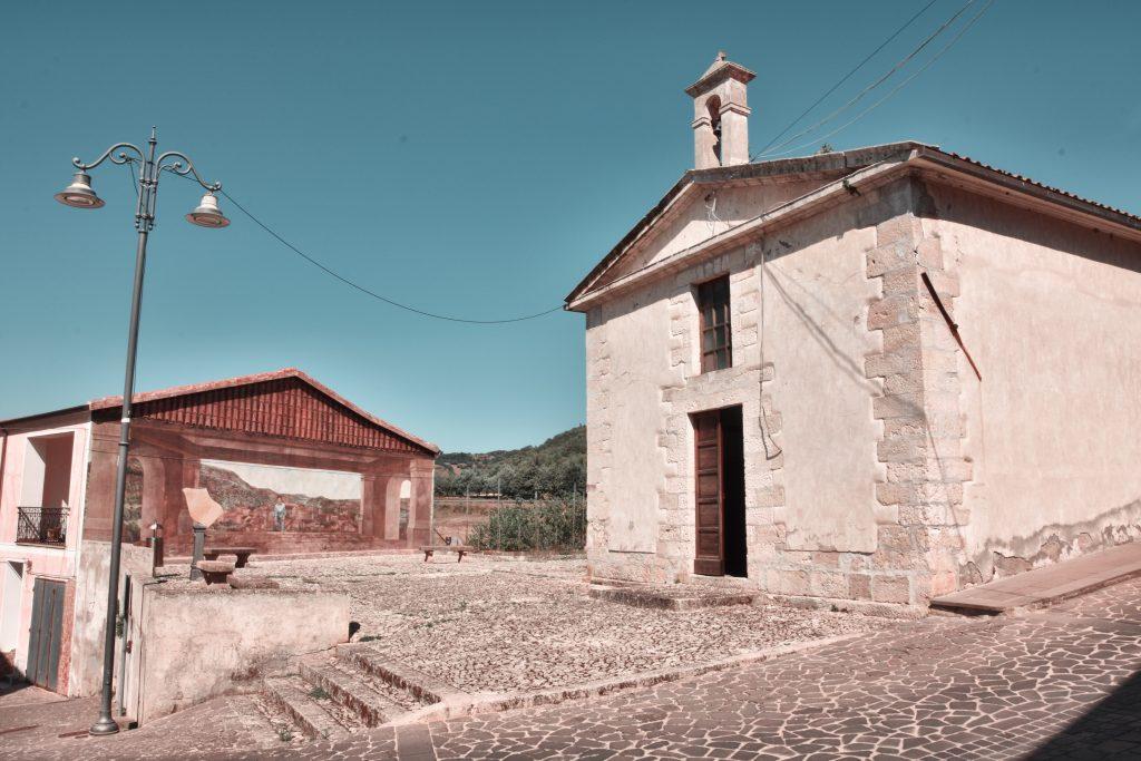 chiesa santa croce bessude