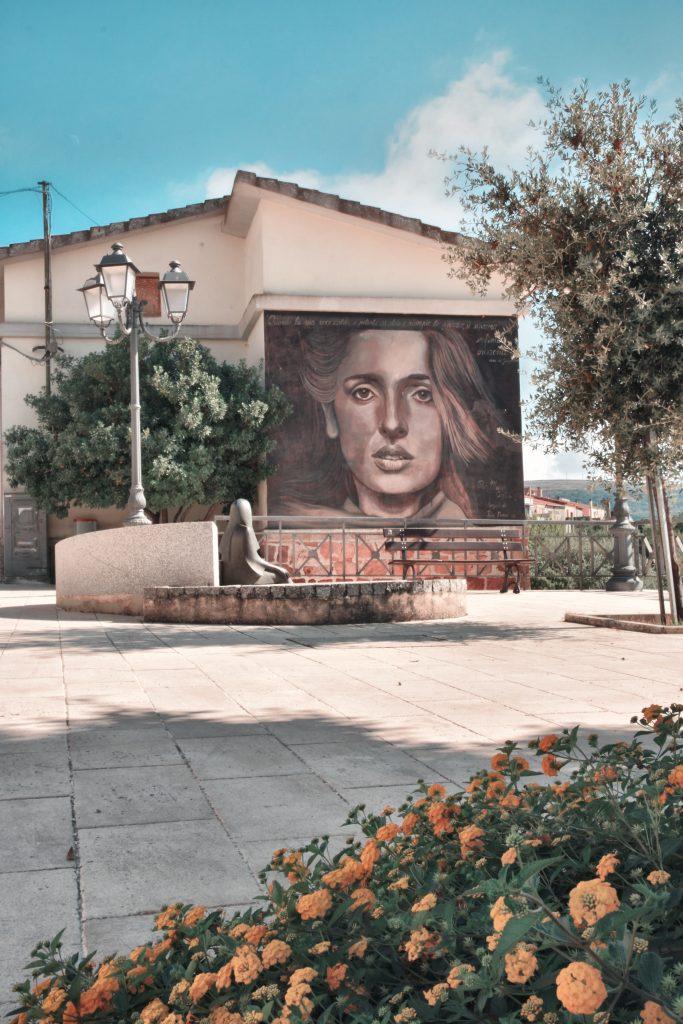 murale maria carta
