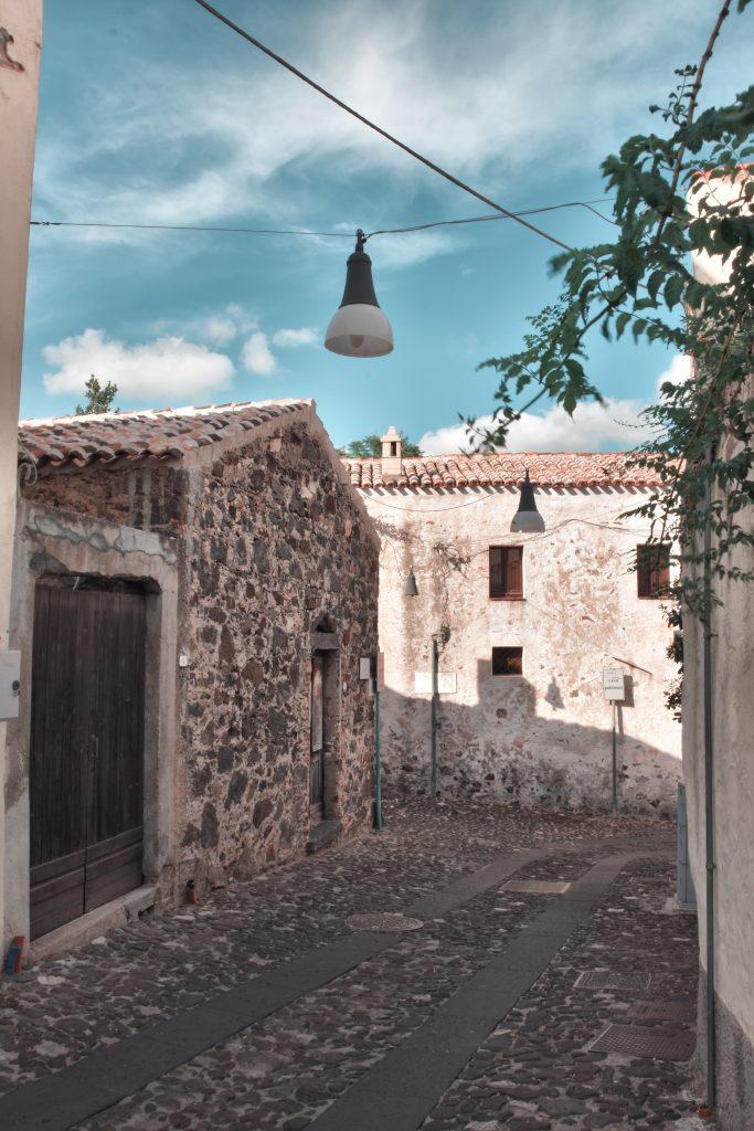 orosei centro storico