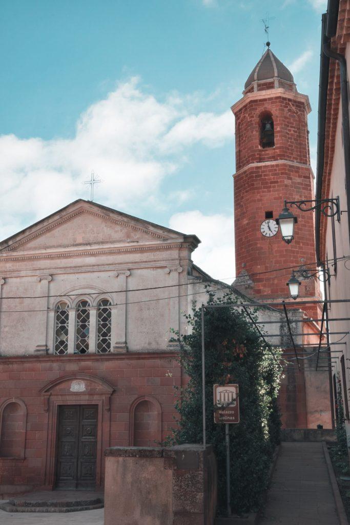 parrocchia san lorenzo banari