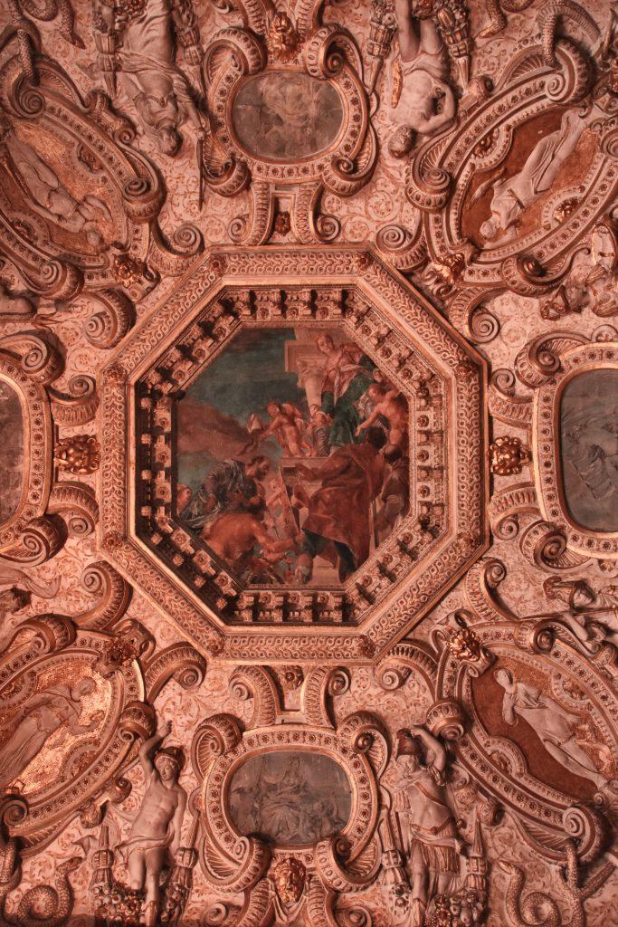 interno palazzo ducale