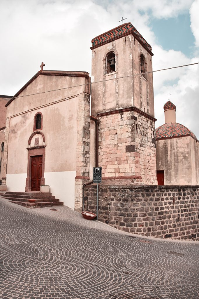 chiesa magomadas